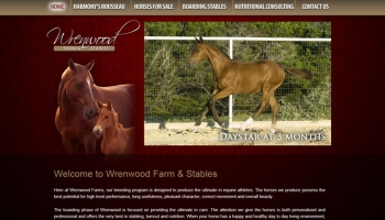 wrenwoodstables